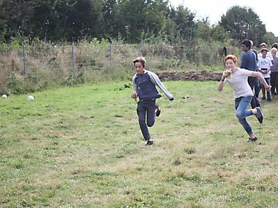 Sport und Spiel auf dem Campus